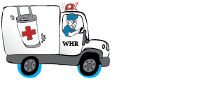 Water Heater Rescue and Plumbing Services Logo