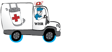 Water Heater Rescue and Plumbing Services Retina Logo