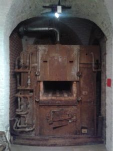 scary furnace