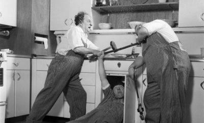 bad plumbers